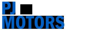 PJ MOTORS | MOT SPECIALISTS Logo